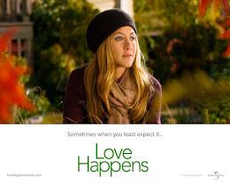LOVE HAPPENS wallpaper 2