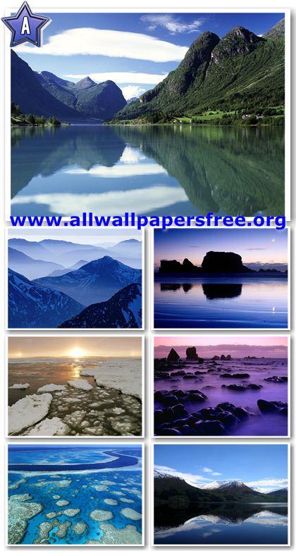 40 Amazing Landscapes Wallpapers 1600 X 1200 [Set 7]