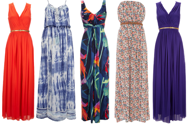 Maxi Dresses for Daytime