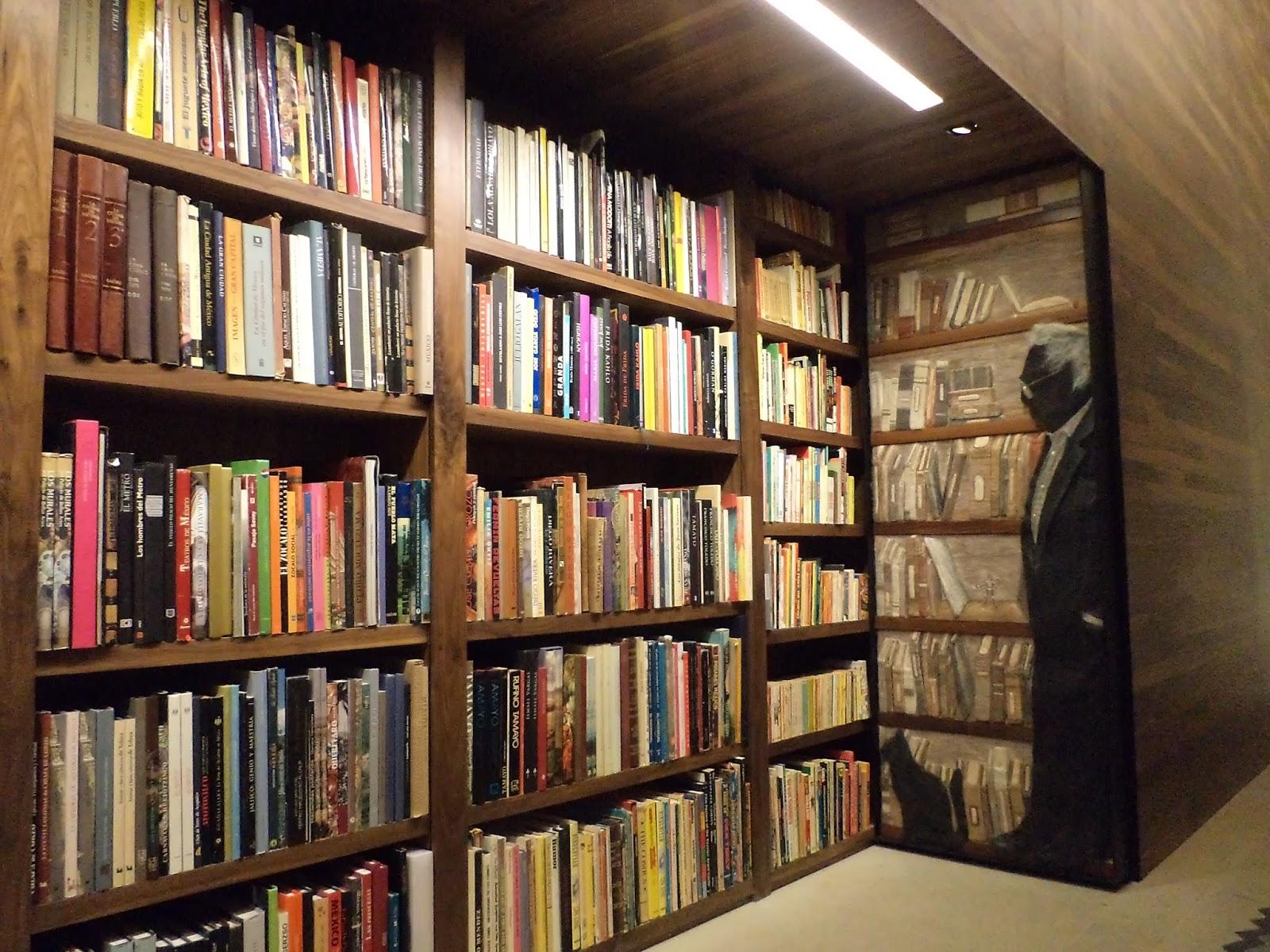 Interiores y 3d libreros modernos - Librerias de pared ...