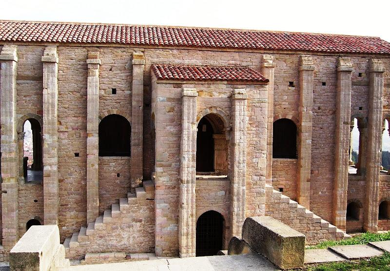 Del Reino de Granada al Principado de Asturias: IGLESIA DE SANTA MARÍA DEL NA...