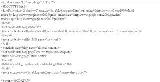code cho blog