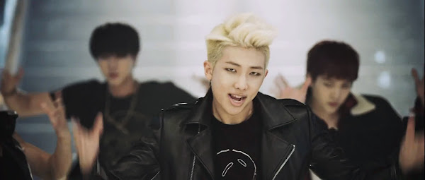 BTS Danger Rap Monster Japanese