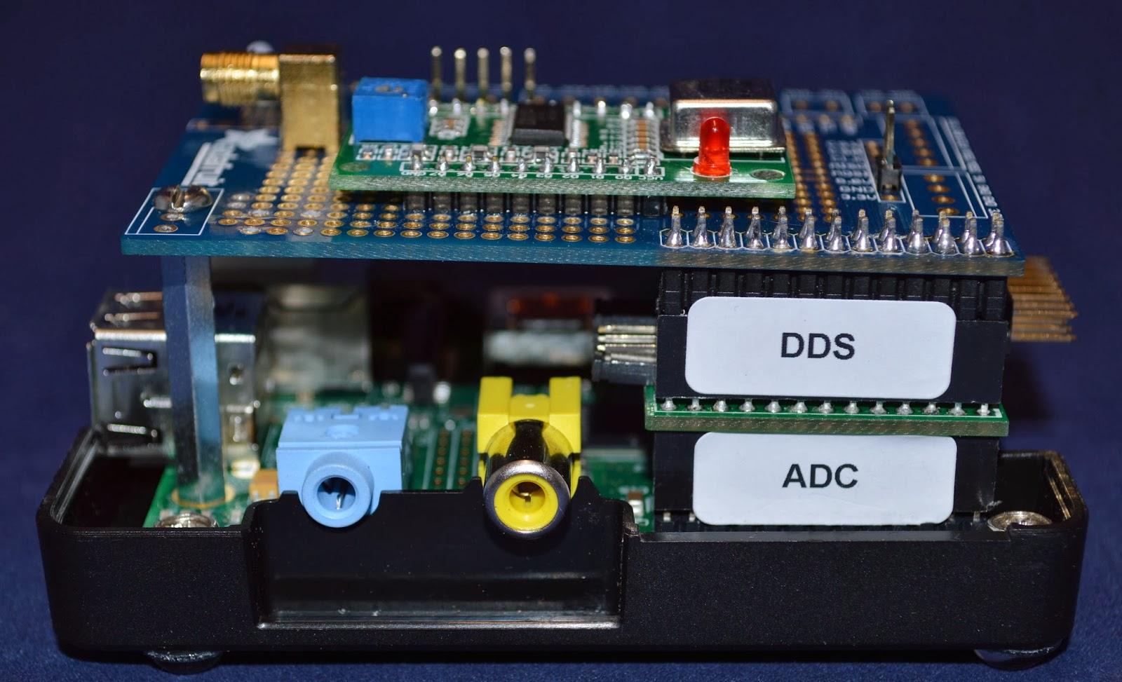 A Slice Of Raspberry Pi Adding An Envelope Detector To Convert Rf Millivoltmeter Input Dc Output