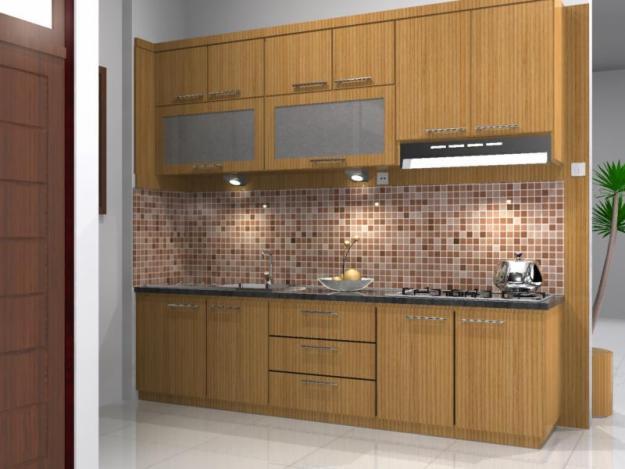 24 excellent gambar interior kitchen set for Jasa buat kitchen set