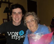 Brenton and Grandma