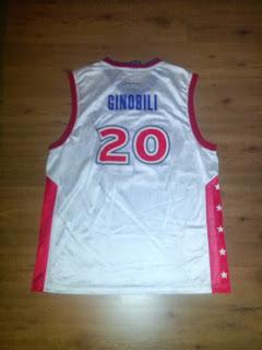 FIBA Basketball Jerseys - International Players in ...