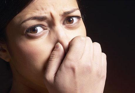 Menghilangkan Bau Mulut
