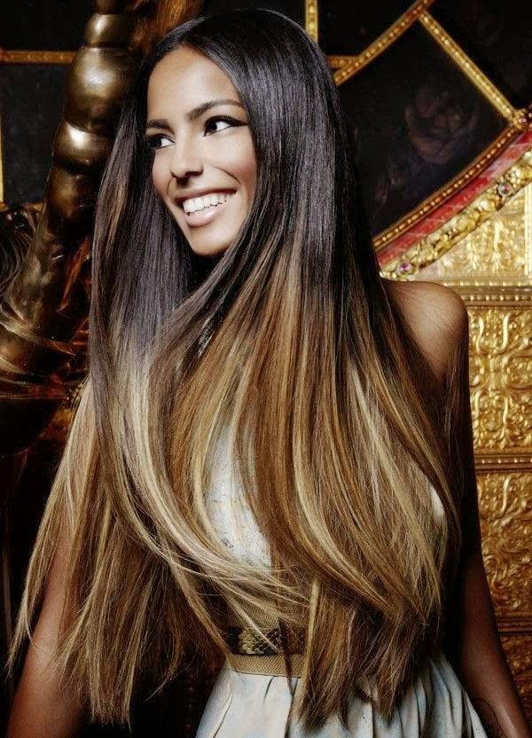 Uk Amazing Look Ombre Hair Color