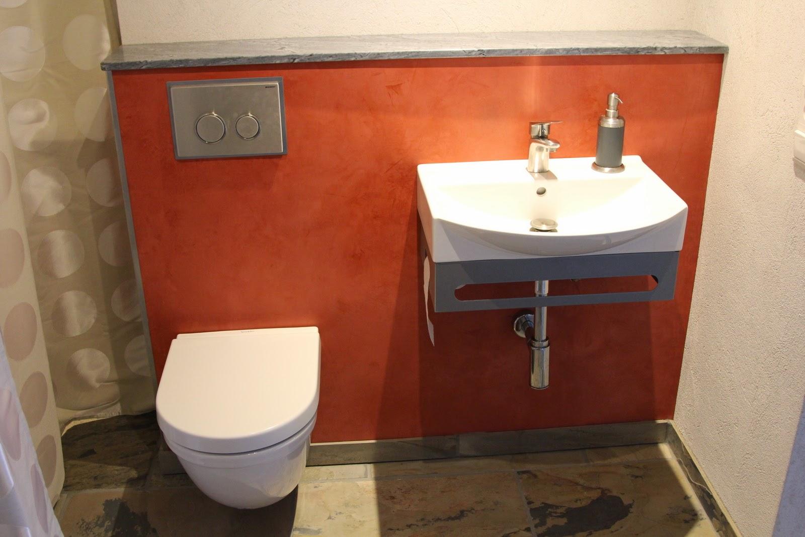 Villa Natura ekologiskt hus Österlen projektledare tadelakt badrum