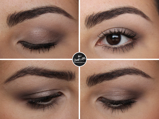 mac satin taupe mystery naked lunch orb makeup look