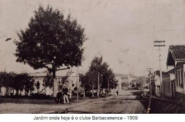 JARDIM ONDE HOJE É O CLUBE BARBACENENSE