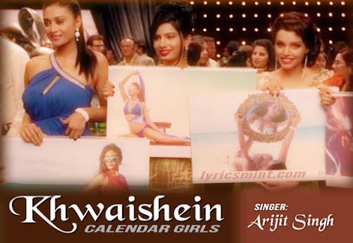 Khwaishein - Calendar Girls (2015)
