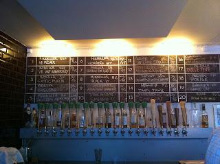 Ett besök på Mikkeller Bar.. är som, som, himlen?