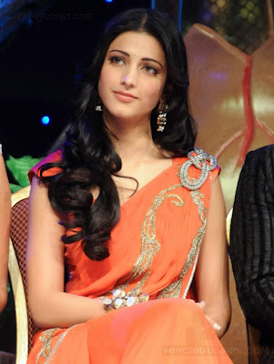 Actress Shruthihassan