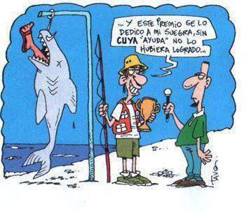imagenes de pesca chistosas - Pescadores Humor gráfico Videos Chistosos Divertidos