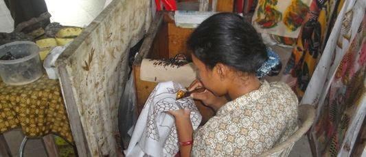 Batik Handicrafts and Traditional Hand Weaving - Tiny Island of Bali, Sightseeing, Trip, Attractions