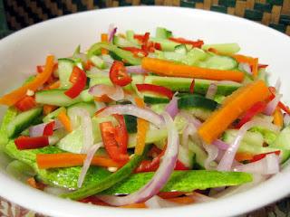 Pickled Cucumber Recipe