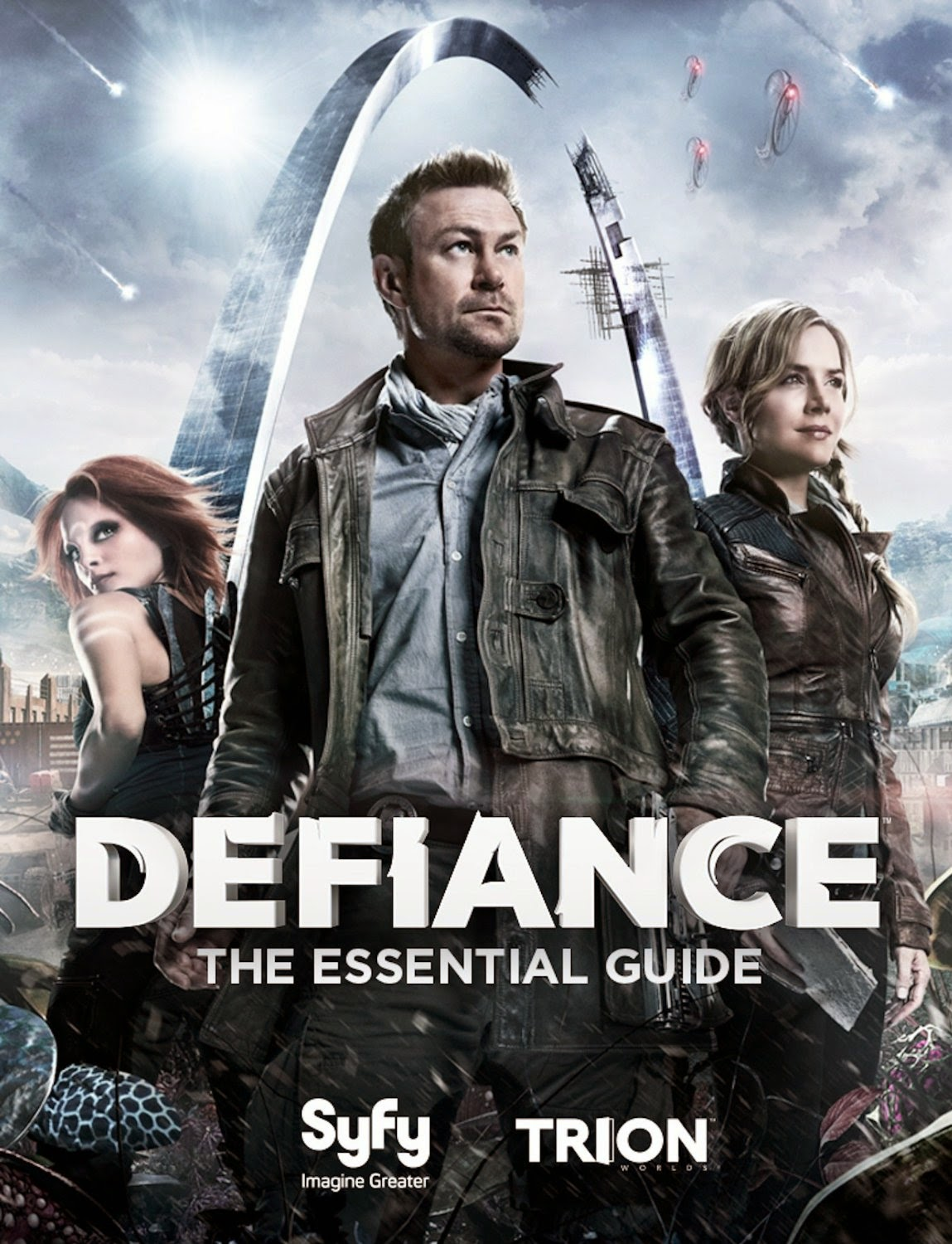 Defiance – Todas as Temporadas Dublado / Legendado (2013)