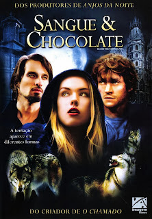 Sangue e Chocolate - DVDRip Dual Áudio