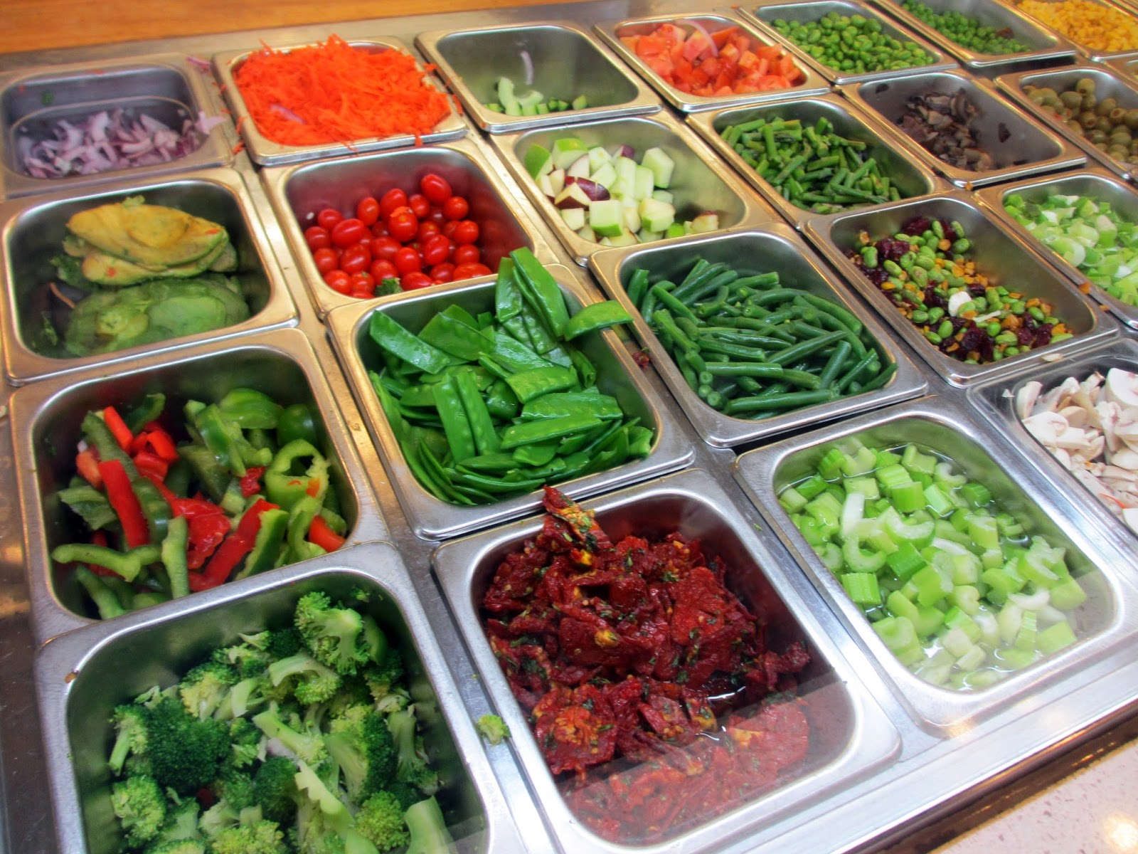 Toppings For Salad Bar 28 Images Freezer Ready Mini