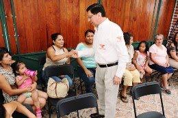 Gobernaré escuchando a la gente, sin intermediarios: Méndez de la Luz