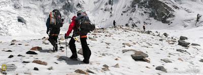 Couverturepour jounal  facebook alpinisme