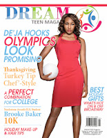 DREAM TEEN Holiday Issue October | November  2013