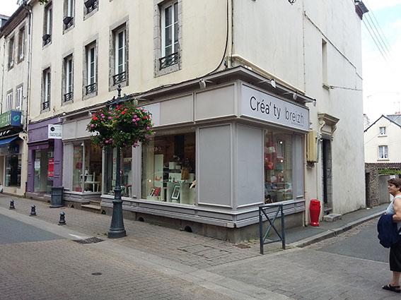 Rue Ville Pepin  St Malo