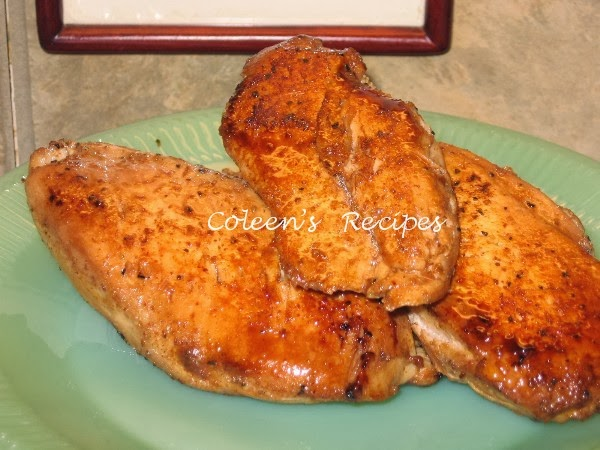 this marinade for chicken works best if you let the meat marinate ...