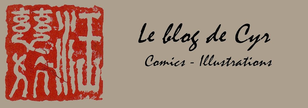 Le blog de Cyr - english version-