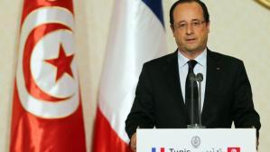 A Tunis, Hollande annonce une aide de 500 millions d'euros