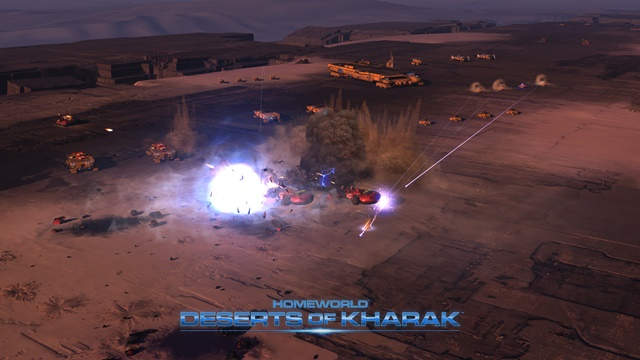 Homeworld Deserts of Kharak PC Full Español
