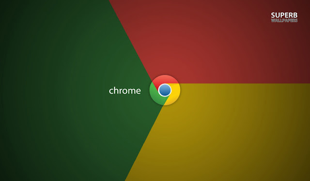fond d'écran google chrome one