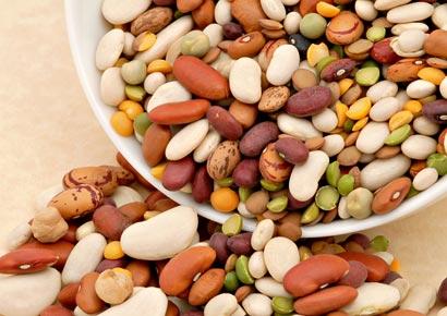 фасоль снижает холестерин