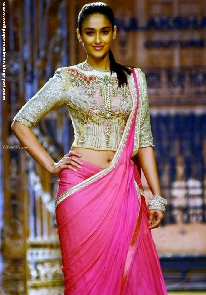 Ileana d' cruz hot saree photos