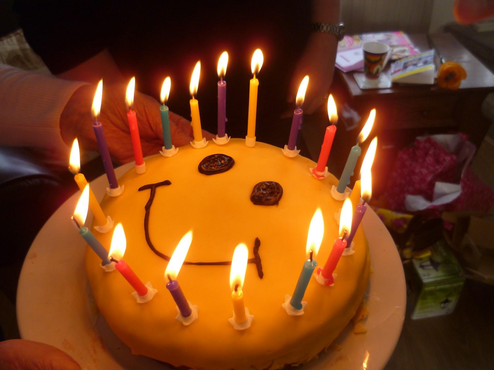Cake Guru Smiley Face Cakes