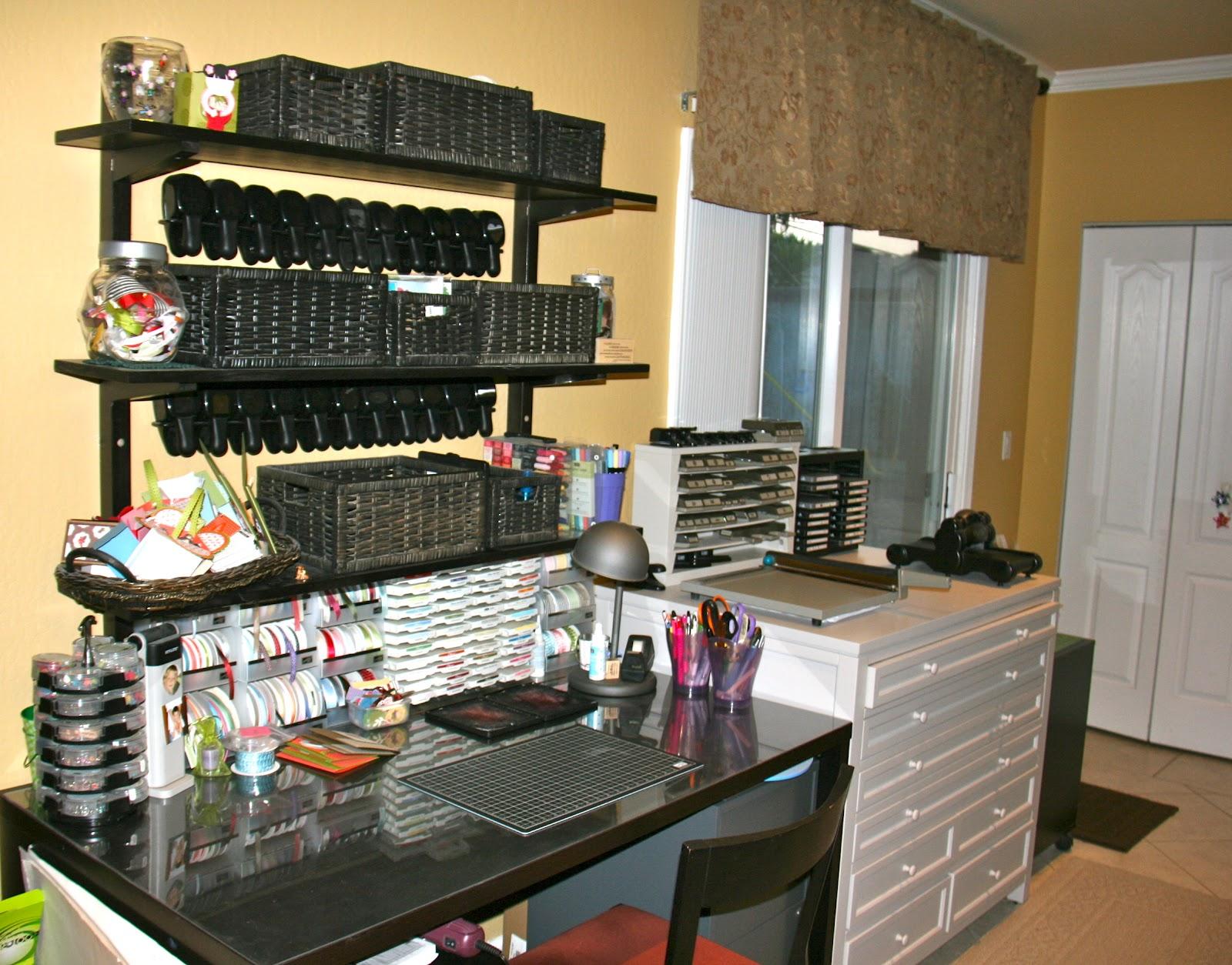 Craft Area Organization