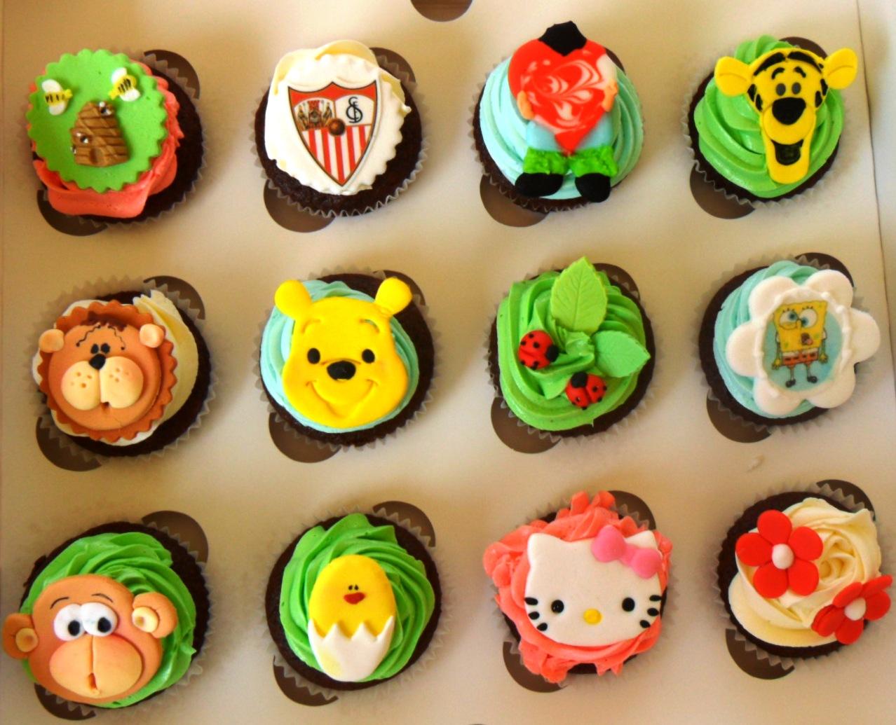 Tartas artisticas calendario de proximos cursos en for Decoracion en cupcakes
