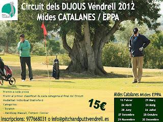 Circuit Dijous Pitch & Putt El Vendrell