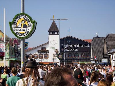 Armbrustschützenzelt  - Oktoberfest de Munich