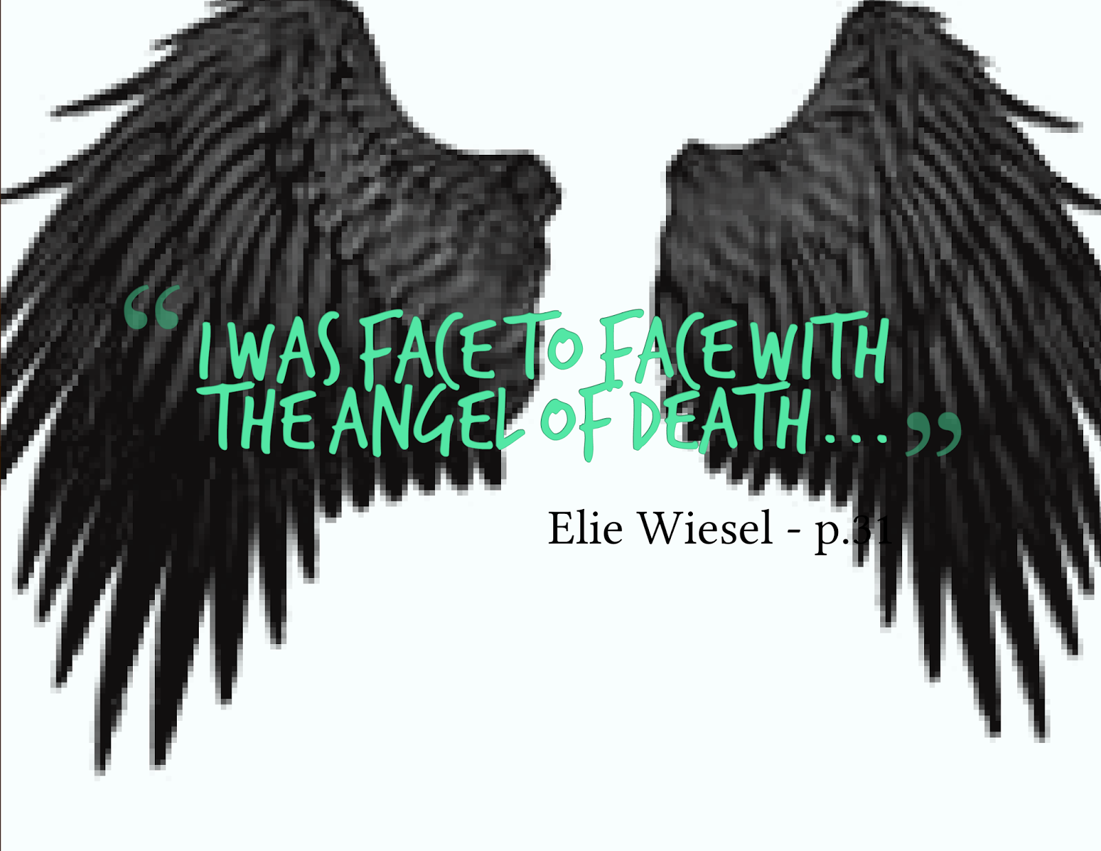 night by elie weasal Just last march in dayton, ohio, elie met with the press, high school  his  purported auschwitz tattoo and his book night–no big deal to the.