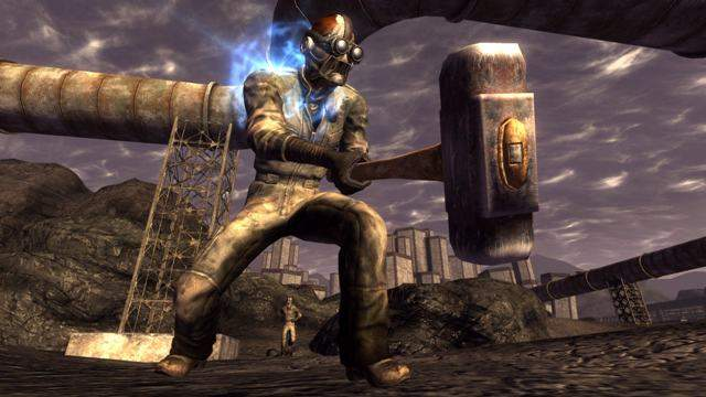 Fallout New Vegas Ultimate Edition PC Full 2012 Español Descargar