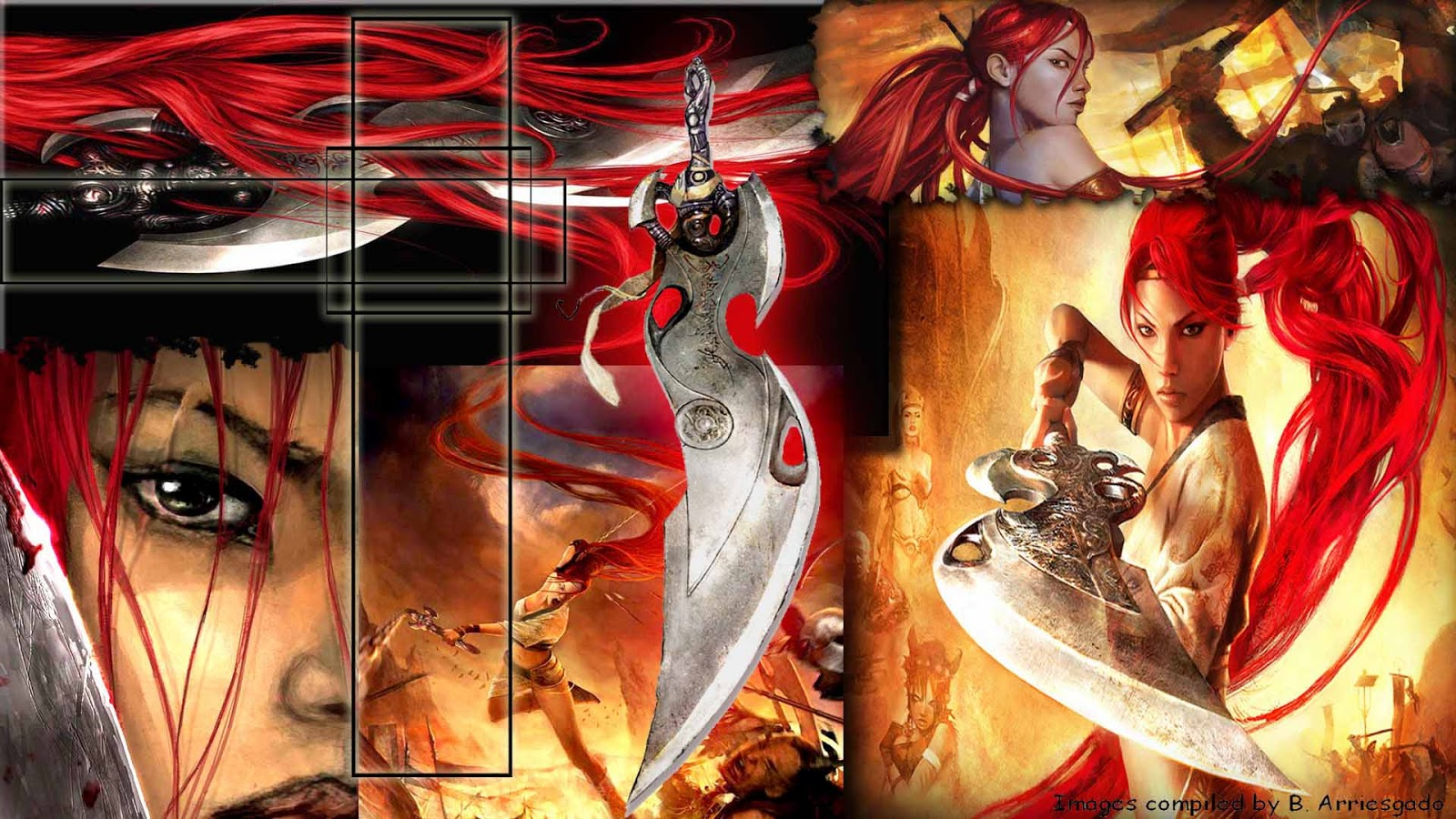 33 <b>Heavenly Sword HD</b> Wallpapers | Backgrounds - Wallpaper Abyss
