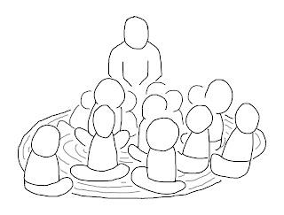 Dinámicas grupales para colorear