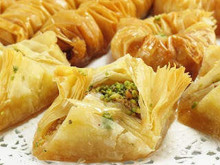 Best baklava recipe arabic food recipes forumfinder Images