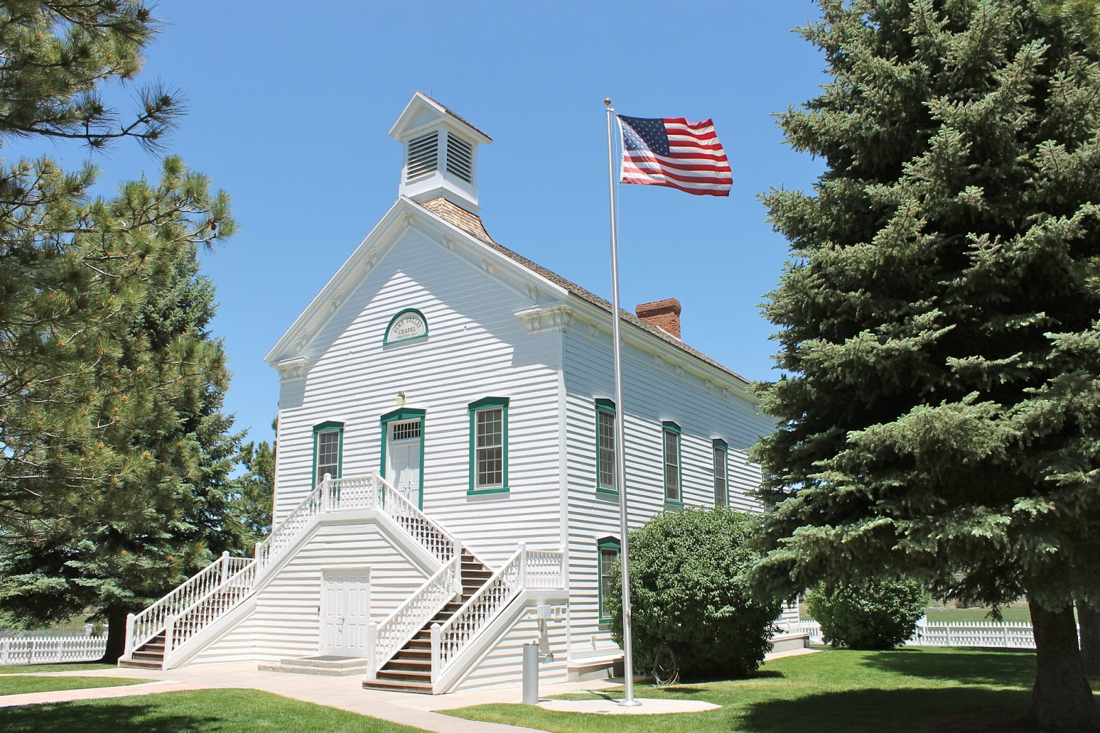 Pine Valley Chapel Tours