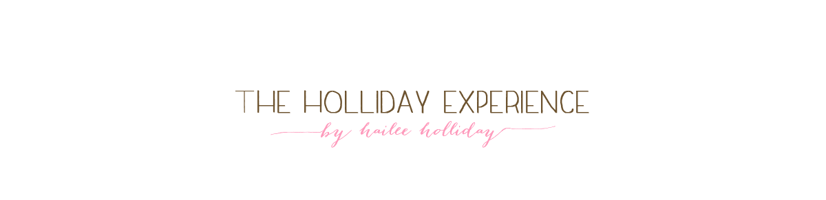 The Holliday Experience