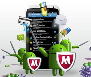 McAfee-Mobile-android
