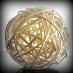 Rattan Ball String Lights Target : Crafty Butt: DIY Patio Lights